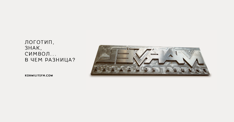 Происхождение слова Логотип